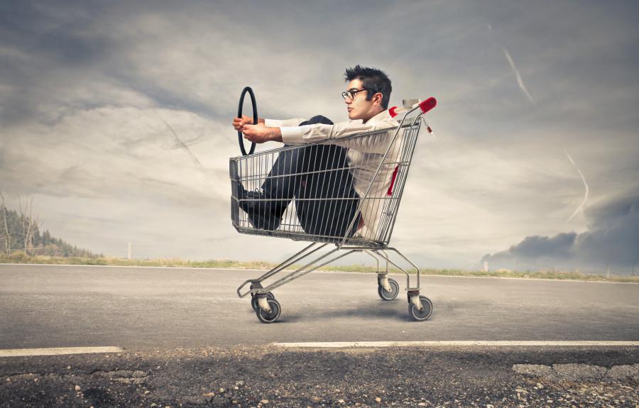 mit e-commerce auf der überholspur
